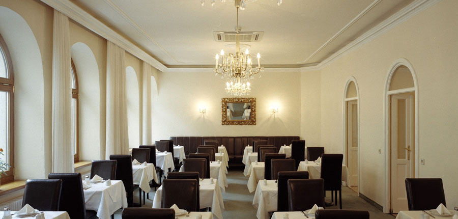 Hotel Beethoven, Vienna, Austria - Breakfast room.jpg